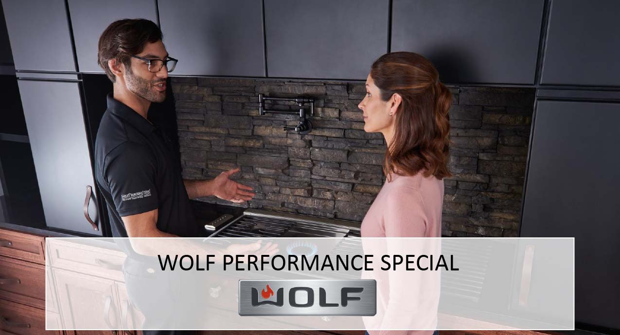 Wolf Pre Holiday Performance Special